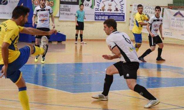 Tafatrans FS goleó al Viveros Mas de Valero en su feudo