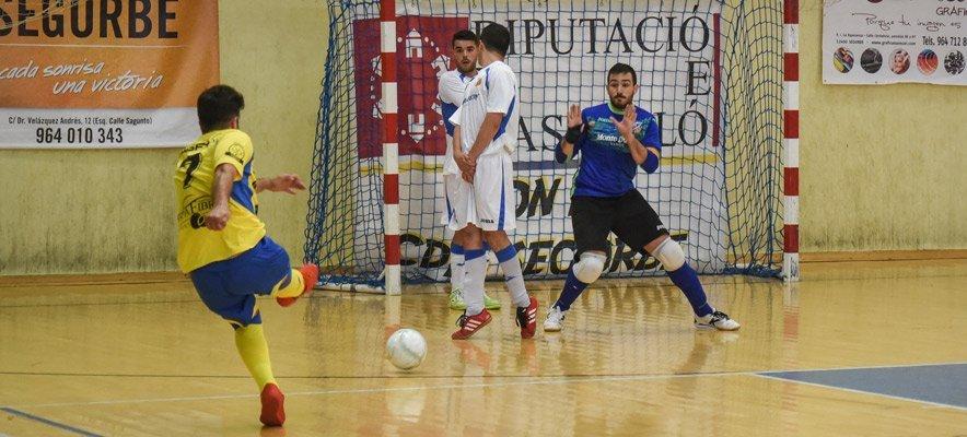 CDFS Segorbe obtiene los 3 puntos frente a Lepanto las Fuentes