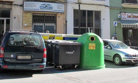 La reubicación de contenedores en Segorbe crea malestar