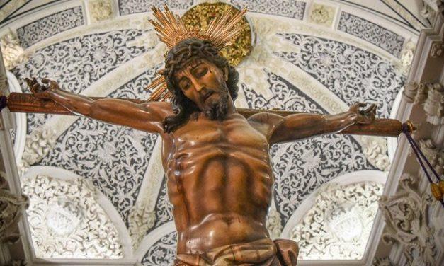 El Santísimo Cristo de las Mercedes cumple 75 años