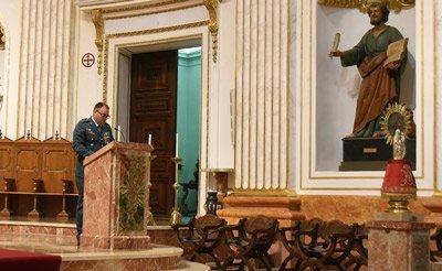 Guardia Civil y Centro Aragonés celebran la Virgen del Pilar