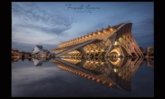Fernando Herrero consigue un premio intercontinental de fotografía