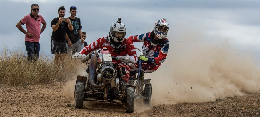 IV Rally Sport de Mulas Segorbe
