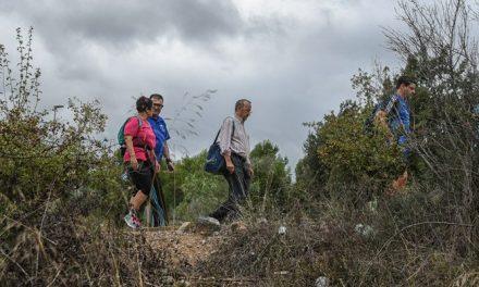 Los segorbinos suben en romería a la Cueva Santa