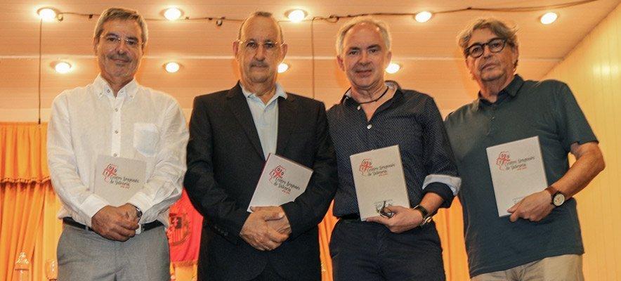 Segorbinos en una publicación del Centro Aragonés de Valencia