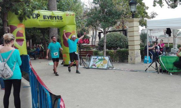 Oscar Soto ganador del III Traill Rascaña