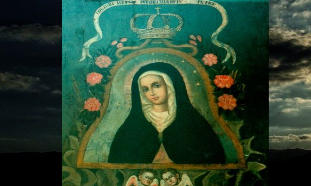 La Virgen de la Cueva Santa en América