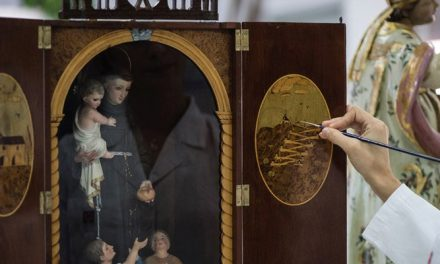 Sot de Ferrer recupera la capilla de San Antonio restaurada por Diputación