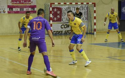 Viveros Mas de Valero juega con el debutante Asociación Deportiva Nalda