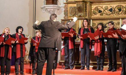 Brillante actuación del Coro Studium Vocale Cor de Cambra en Segorbe