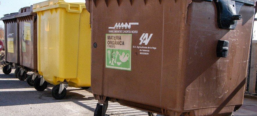 Mancomunidad del Alto Palancia enseña a los vecinos a separar más las basuras