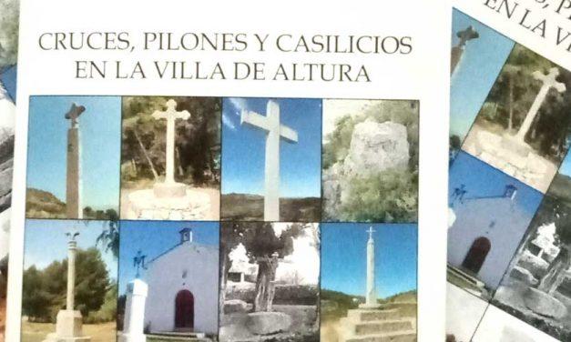 José Ángel Planillo publica un libro sobre cruces de piedra