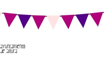 Altura convoca el II Concurso de Banderolas por la Igualdad