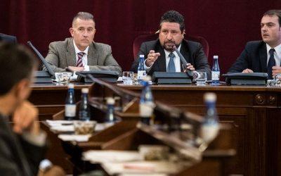 Diputación consigue el acuerdo político para los presupuestos