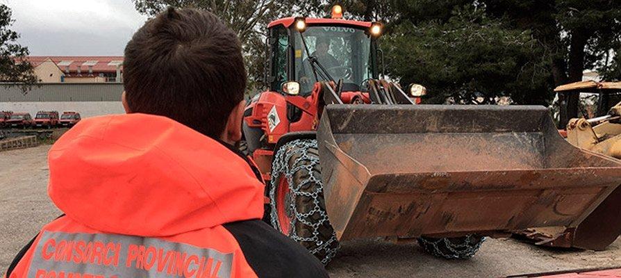La lucha contra la nieve contará con 4 nuevos vehículos