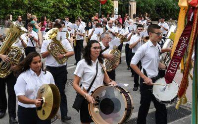 12 nuevos educandos se incorporan a la Sociedad Musical de Segorbe