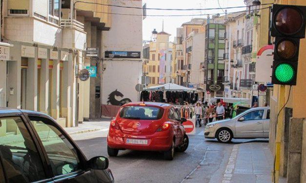 Segorbe no encuentra semáforos adecuados para el Mercado