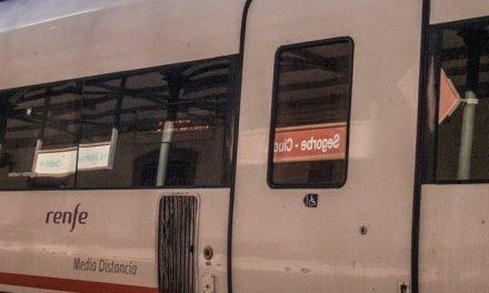 Barrachina dice que las mejoras de la vía favorecen el uso del tren