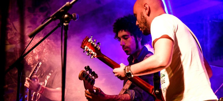 """""""El Roce"""" abre el ciclo de conciertos del Festival de Otoño de Segorbe"""