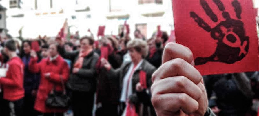 Castellnovo rechaza la violencia de género