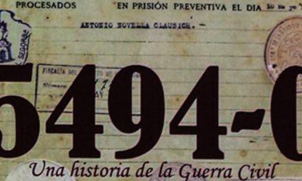 Rafael Martín publica una novela sobre la Guerra Civil