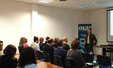 Exitoso taller de FECAP para los comerciantes