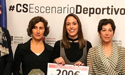 Triatletas del Alto Palancia distinguidos por la Diputación de Castellón