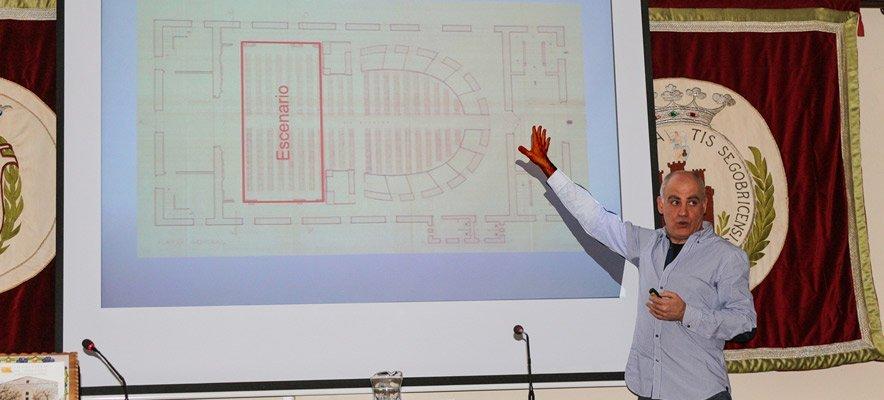 ICAP presenta su nuevo boletín en el Ayuntamiento de Segorbe