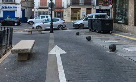 Segorbe tematizará los contenedores de basura del centro histórico