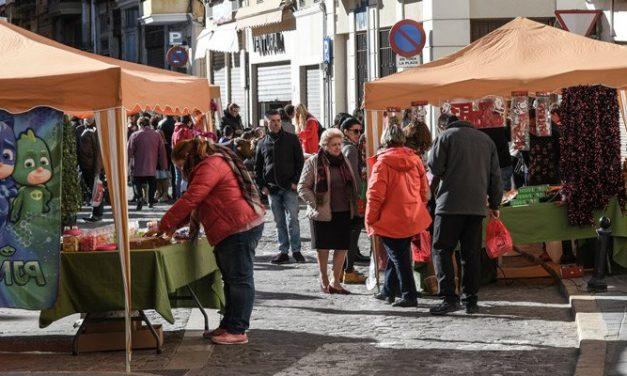 Mercados navideños en Segorbe y Altura