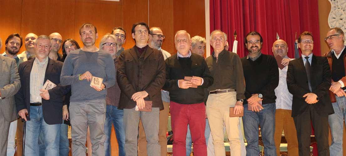 """Francesch Vicent forma parte del libro """"30 hombres fascinantes"""""""
