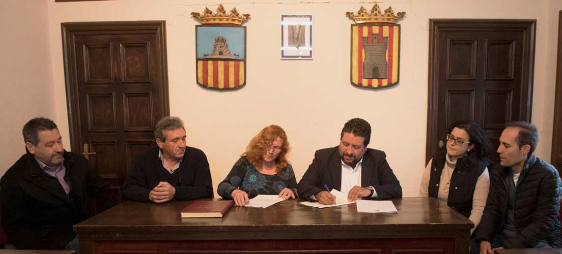 Diputación aporta 60.000 € para llevar agua a Jérica