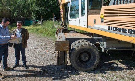 Diputación destina 1,5 millones de € al arreglo de caminos rurales