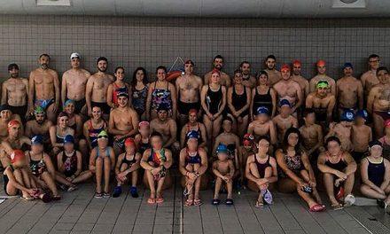 Club Triatlón Alto Palancia celebra la Navidad