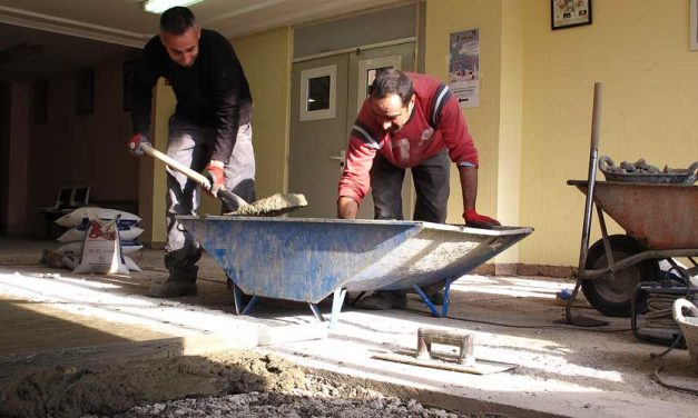 Segorbe invierte 367.000 euros en el polideportivo municipal