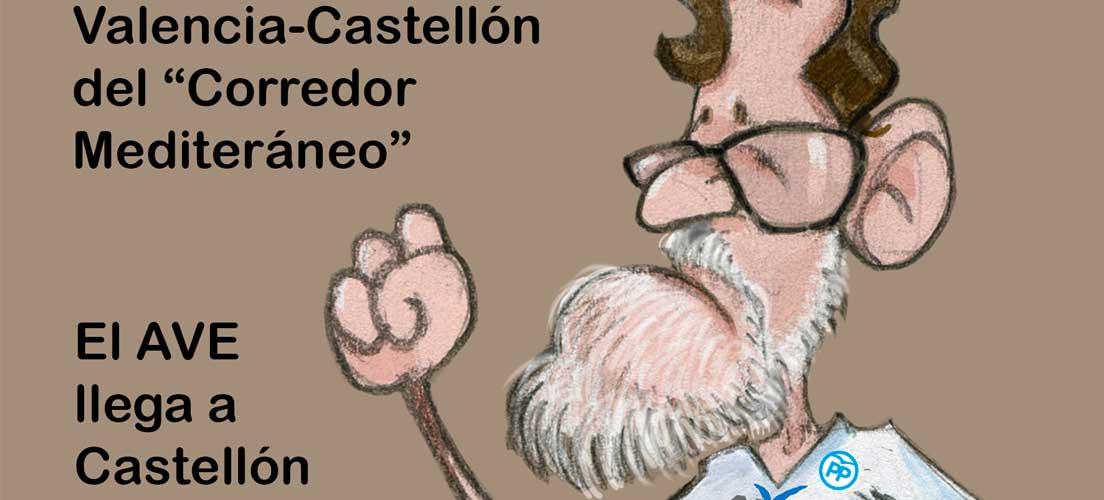 Amplían la campaña de precios reducidos para el AVE Castellón-Madrid