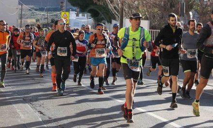 El viento no logró deslucir la XX Maratón Espadán