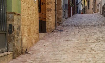 Segorbe renueva servicios en la calle María de Luna