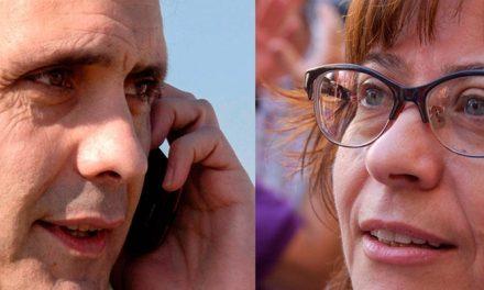 Escriche y Mouriño aspiran a ocupar la secretaría comarcal del PSPV
