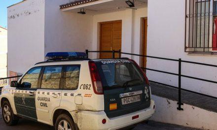 Doble robo en la Iglesia y el centro cultural de Caudiel