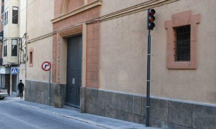 Segorbe coloca semáforos en las calles Colón y Santo Domingo