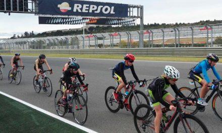 Los triatletas del Palancia acuden al duatlón de la Comunidad Valenciana
