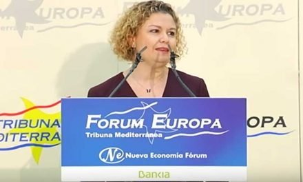 María Emilia Adán compara a Mónica Otra con la Reina María de Luna