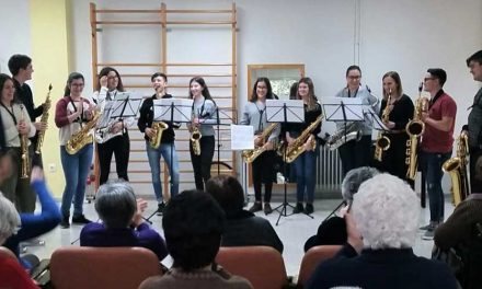 Ensemble de Saxofones Palancia pone en marcha Cuartsax