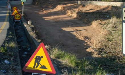 PSPV pide a la Diputación un calendario de actuación en carreteras
