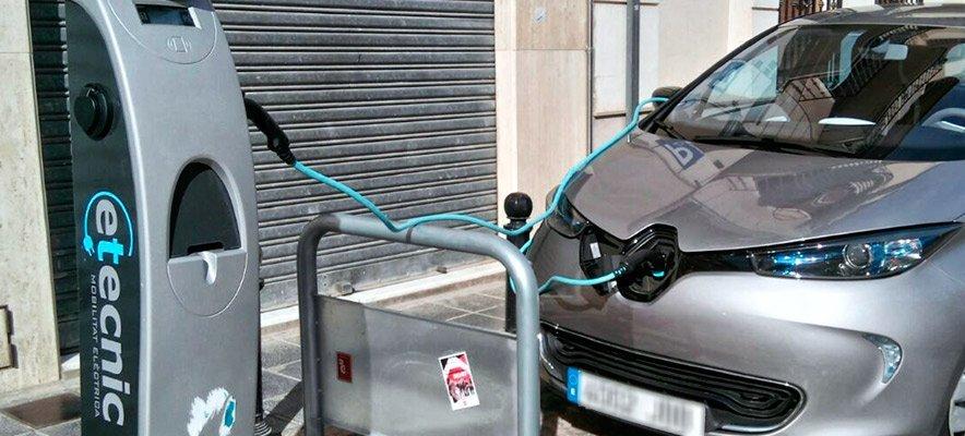 Segorbe ofrece repostaje gratis a los coches eléctricos