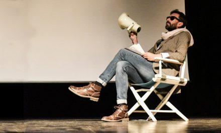 Sergio Serrano imparte un taller audiovisual en Segorbe