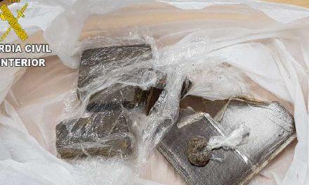 Detienen en Segorbe a una mujer por tráfico de drogas
