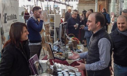 La trufa de El Toro y Barracas se venden en el Mercado Colón de Valencia