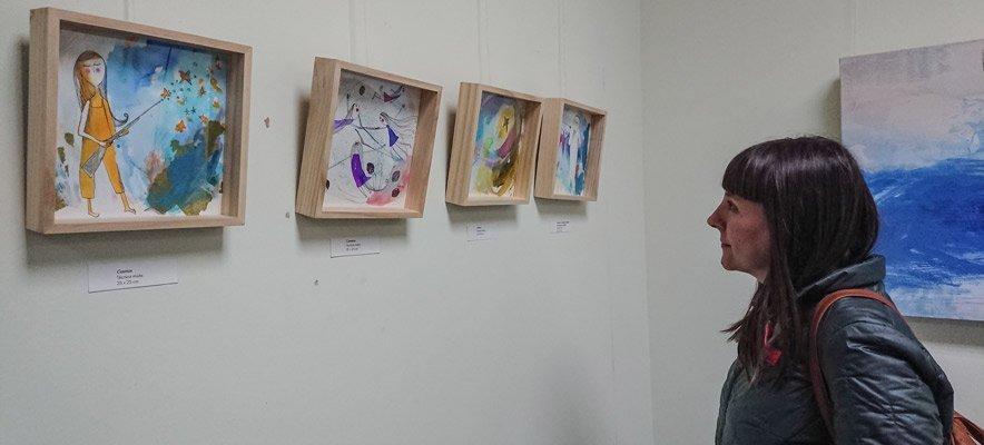 Una muestra de Meluca abre el FLESAP 2018